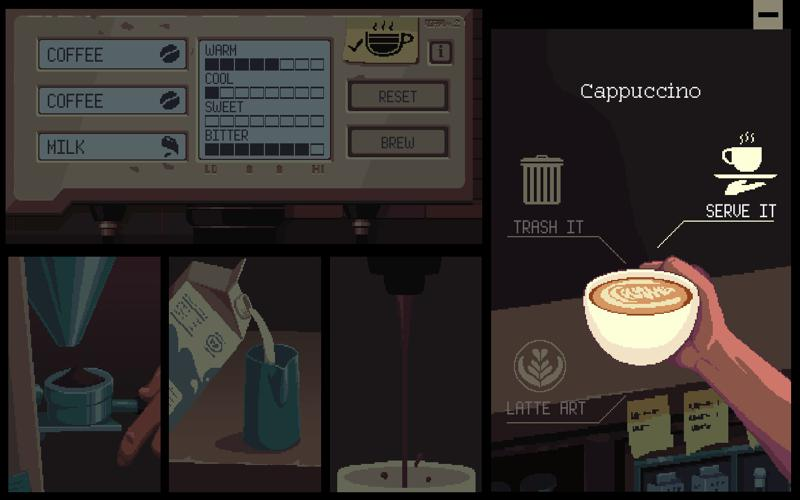 Coffee Talk Screenshot