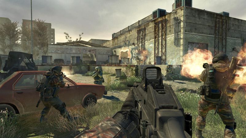 Call of Duty: Modern Warfare 2 - Resurgence Package Screenshot