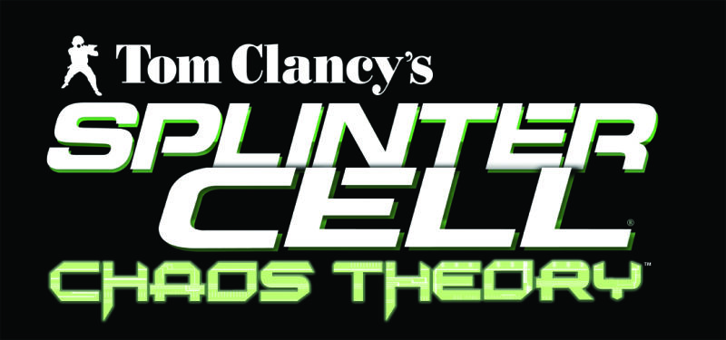Tom Clancy's Splinter Cell: Chaos Theory Logo