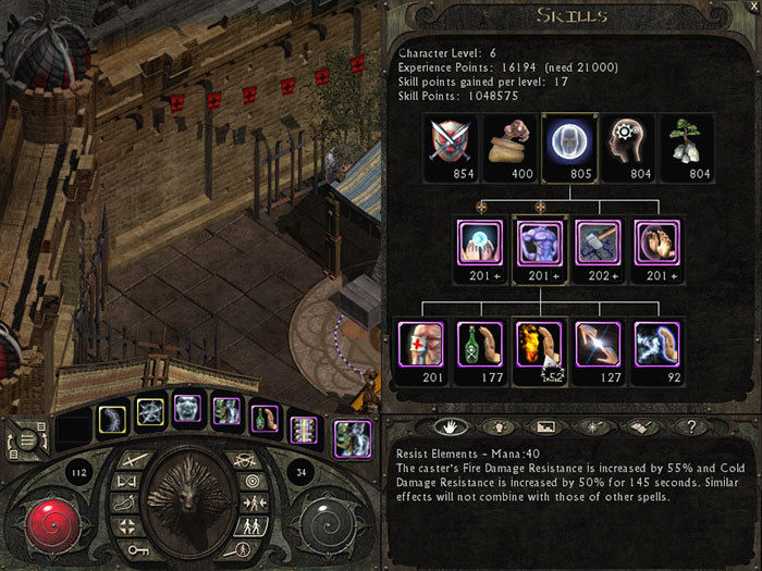 Lionheart: Legacy of the Crusader Screenshot