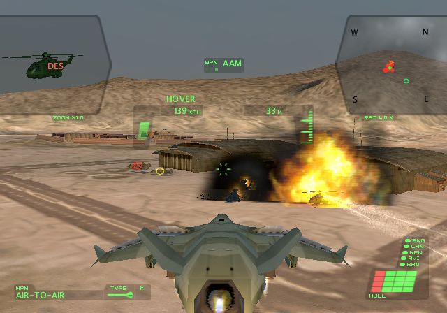 Dropship: United Peace Force Screenshot