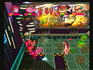 Crash Bash Screenshot