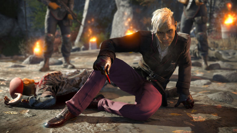 Far Cry 4 Screenshot Pagan Min