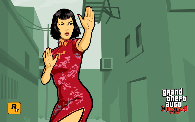Grand Theft Auto: Chinatown Wars Wallpaper