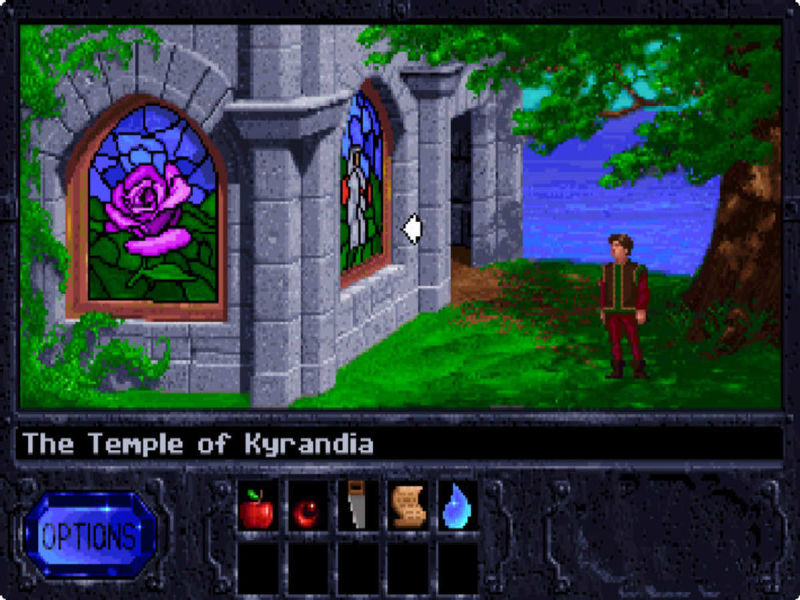 The Legend of Kyrandia Screenshot