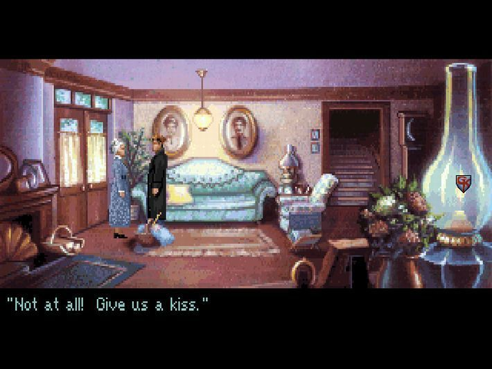 Gabriel Knight: Sins of the Fathers Screenshot