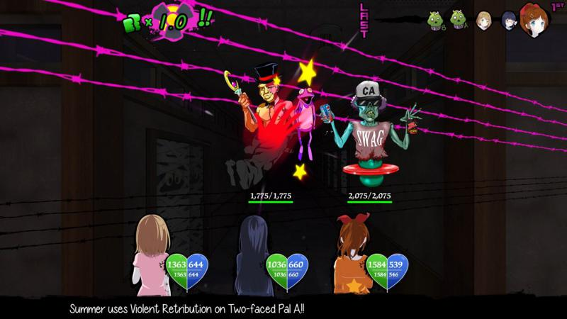 Undead Darlings: No Cure for Love Screenshot