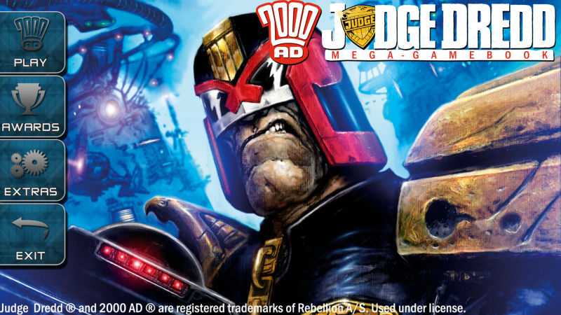 Judge Dredd: Countdown Sector 106 Screenshot