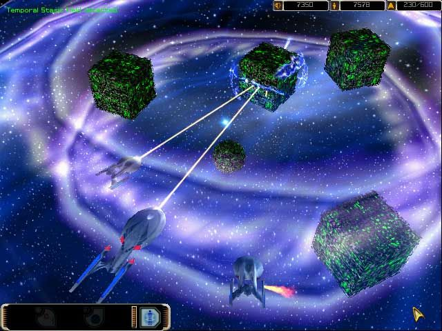 Star Trek: Armada Screenshot 15 March 2000