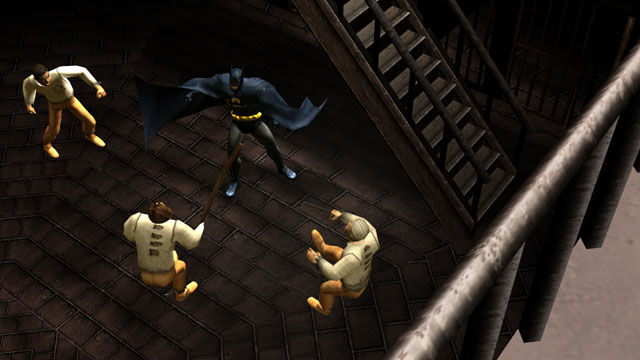 Batman: Dark Tomorrow Screenshot