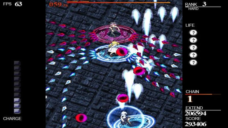 eXceed2nd-VAMPIRE-REX Screenshot
