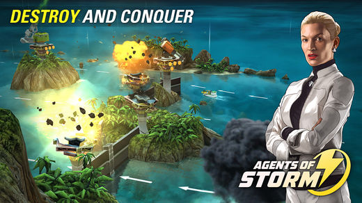 Agents of Storm Screenshot