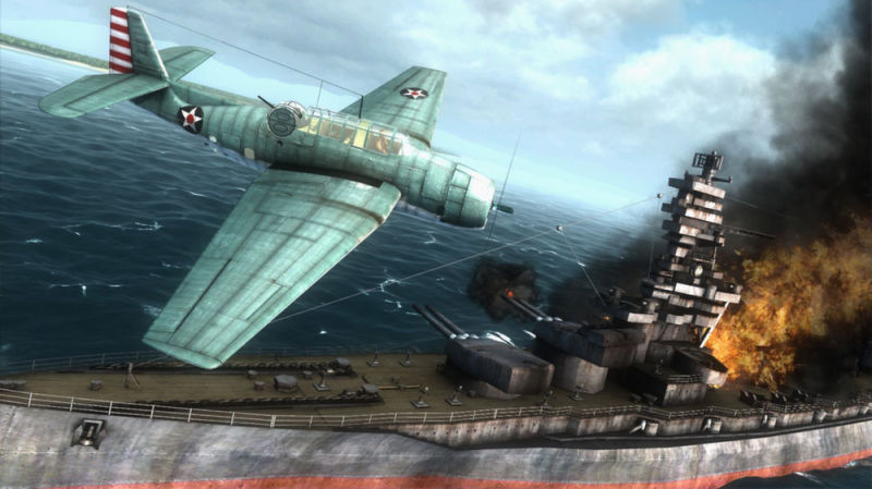 Air Conflicts: Pacific Carriers Screenshot