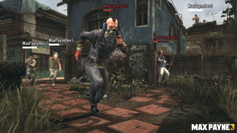Max Payne 3: Hostage Negotiation Pack Screenshot