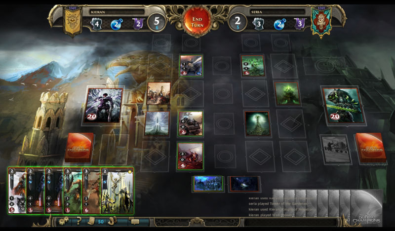 Might & Magic: Duel of Champions Screenshot