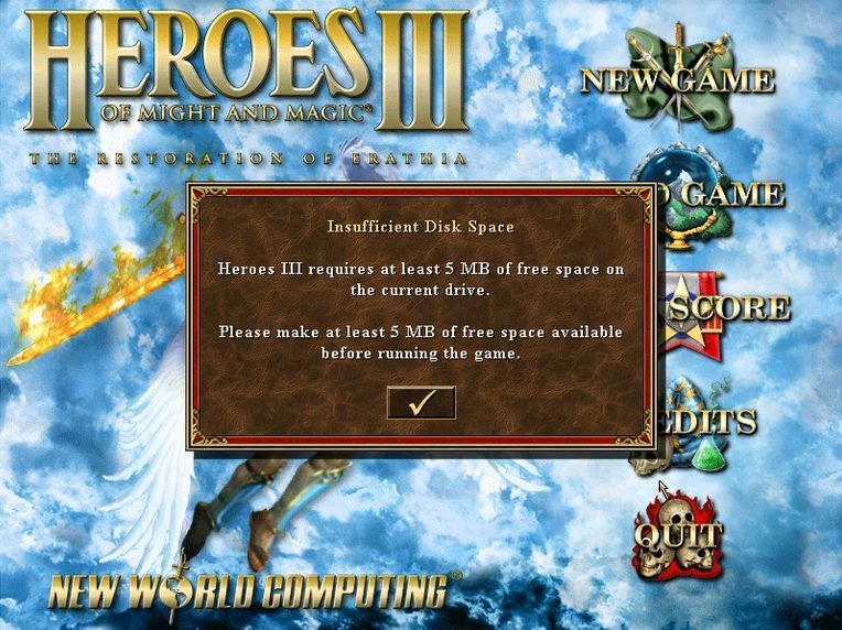 Heroes of might and magic 3 hd free download | Heroes III