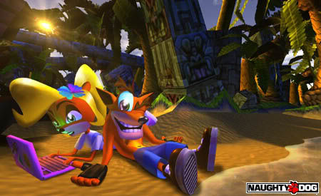 Crash And Coco Bandicoot Should Be A Romantic Coup    - Activision
