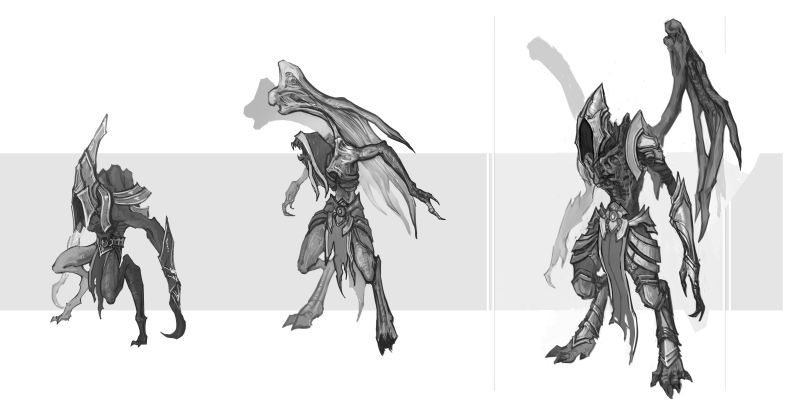 Diablo III: Reaper of Souls Concept Art in: artwork