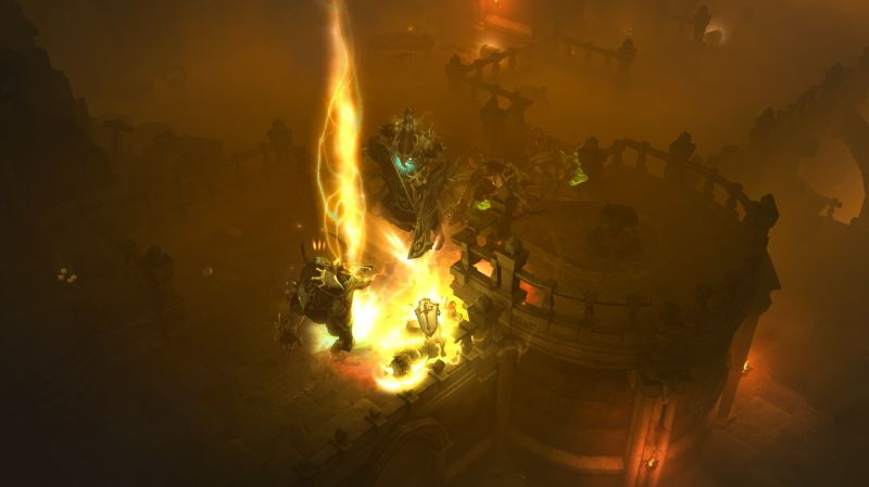 Diablo III: Reaper of Souls Screenshot in: Launch Crusader Screenshots