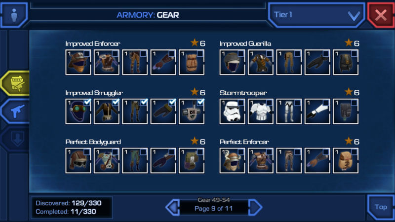 Star Wars: Uprising Screenshot