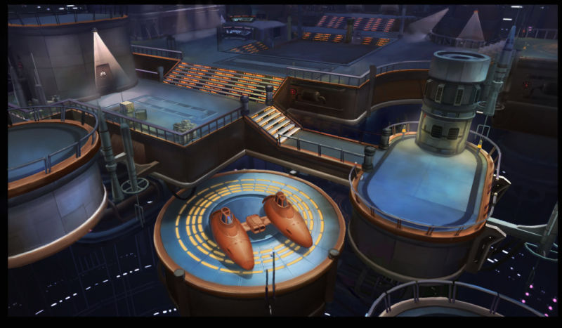 Star Wars: Uprising Other in: Introduction > Locations