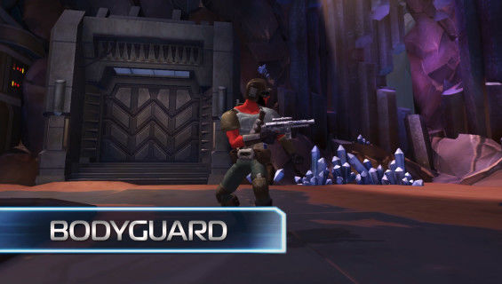 Star Wars: Uprising Other in: Introduction > Open classes