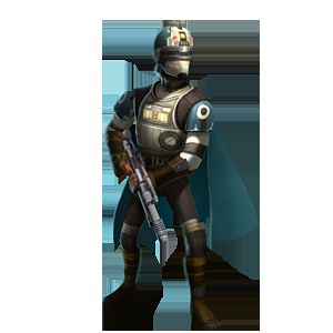 Star Wars: Uprising Concept Art in: Introduction > Open classes