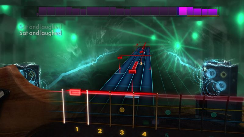 Rocksmith: All-new 2014 Edition - Jane's Addiction: Been Caught Stealing Screenshot
