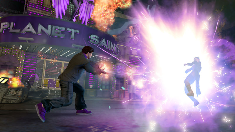 Saints Row: The Third - The Trouble with Clones Screenshot