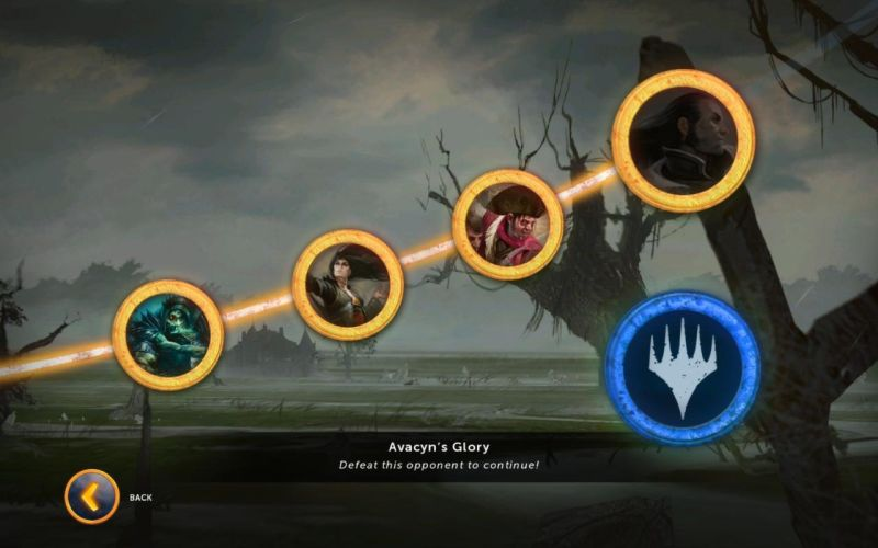 Magic 2014: Duels of the Planeswalkers Screenshot