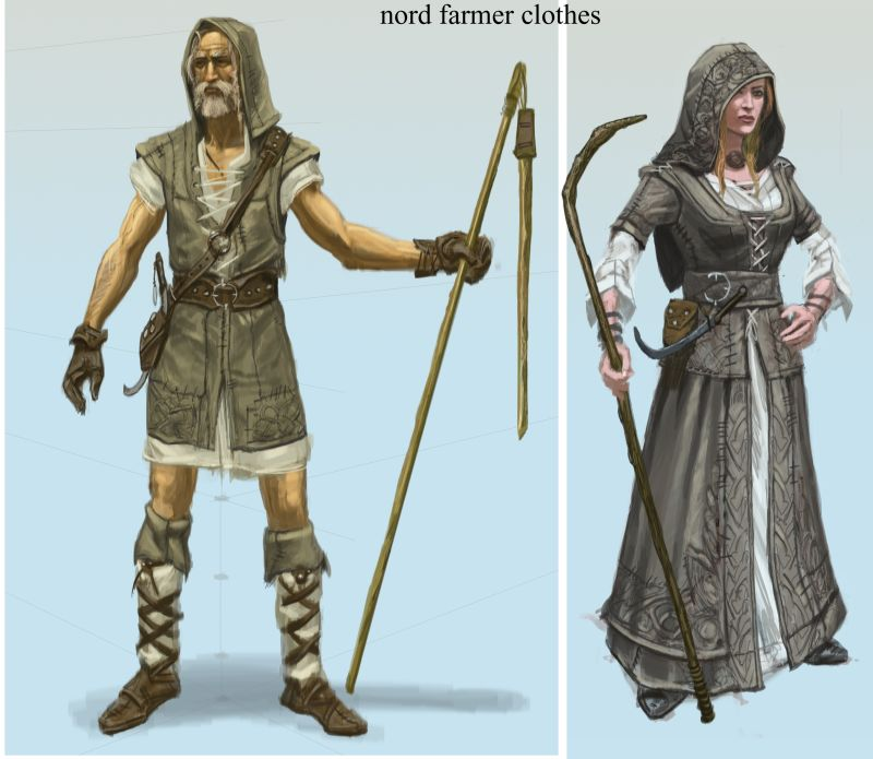 The Elder Scrolls V: Skyrim Concept Art