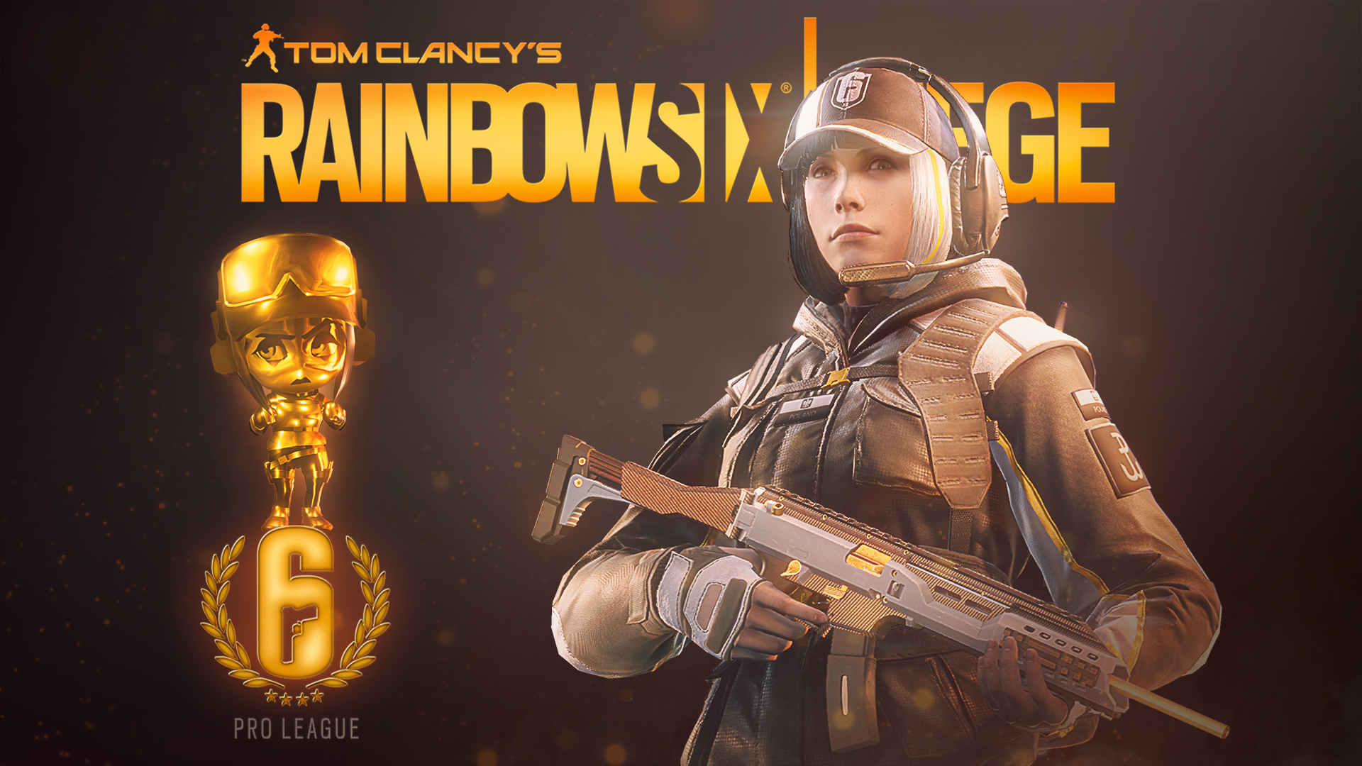 Tom Clancy S Rainbow Six Siege Pro League Ela Set 2018