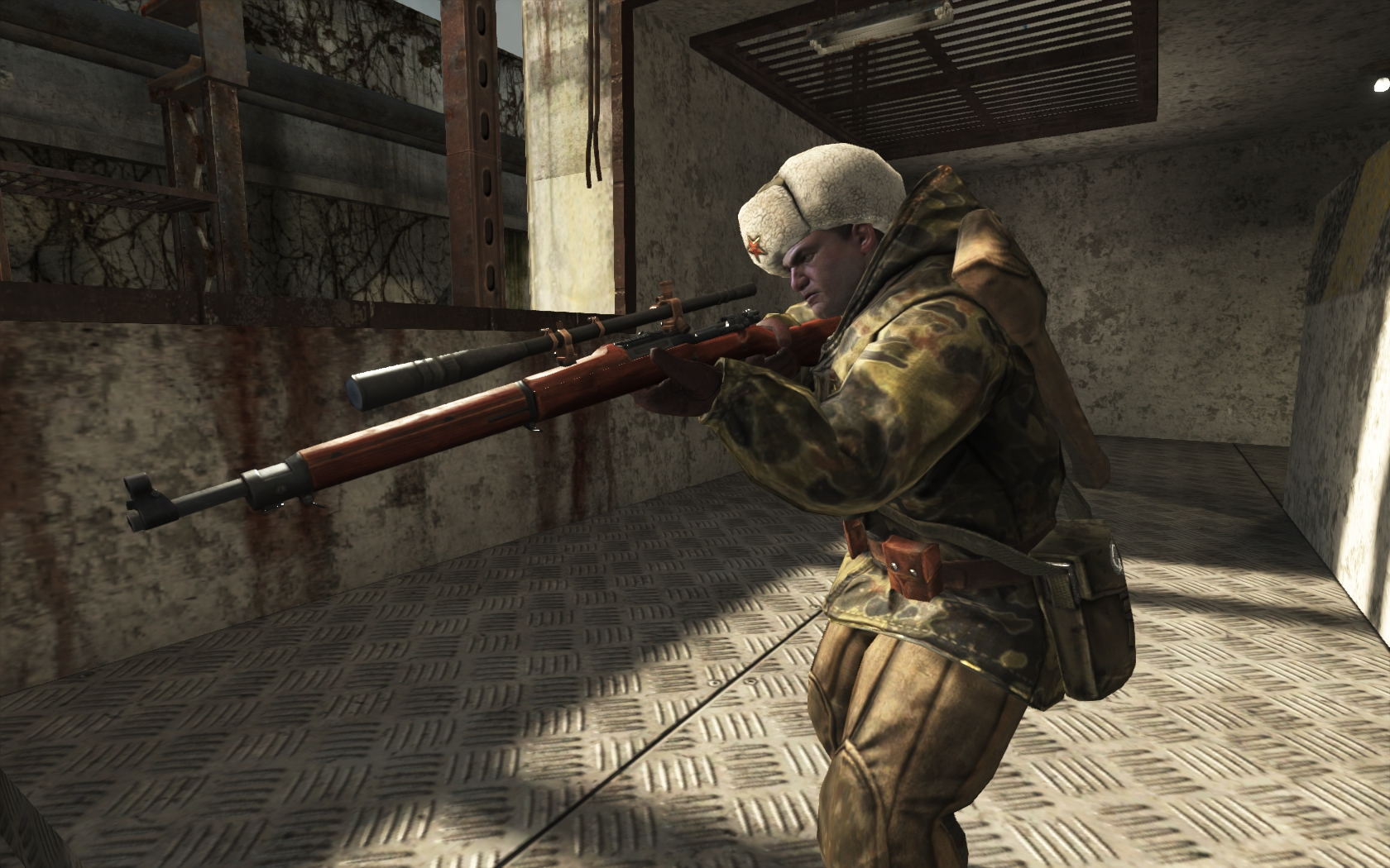 A.V.A.: Alliance of Valiant Arms - Sniper Pack Screenshot