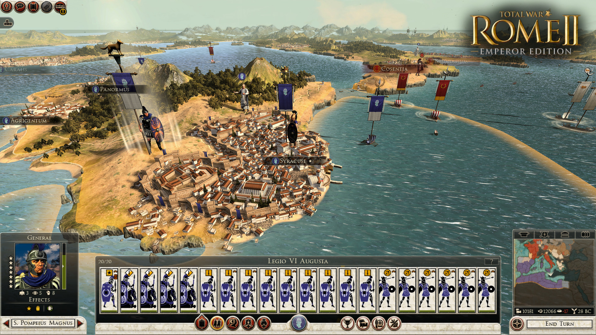 effects of total war