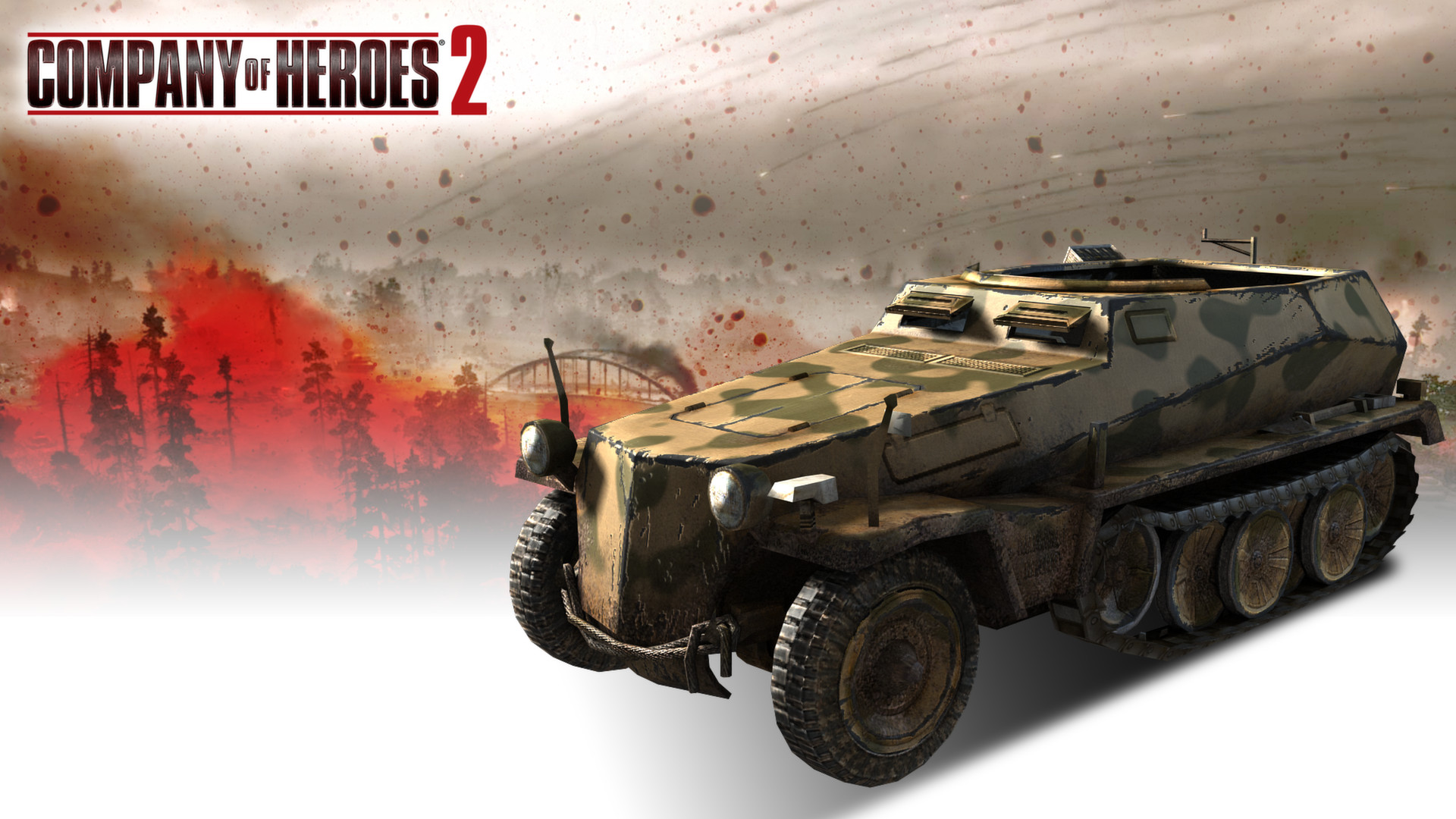 Case Blue Company Of Heroes 2 : Company of heroes 2: german skin l case blue summer pattern