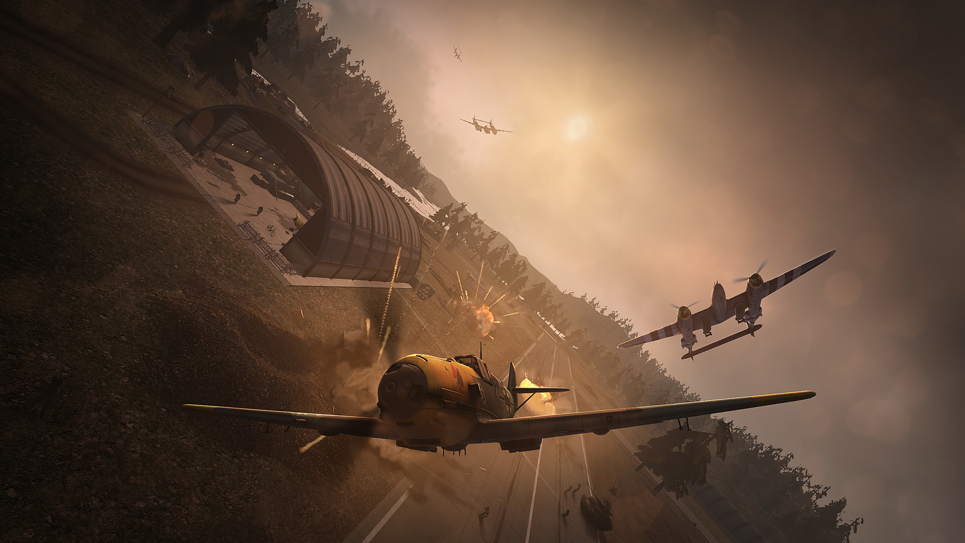 Heroes Generals 2014 Promotional Art Mobygames