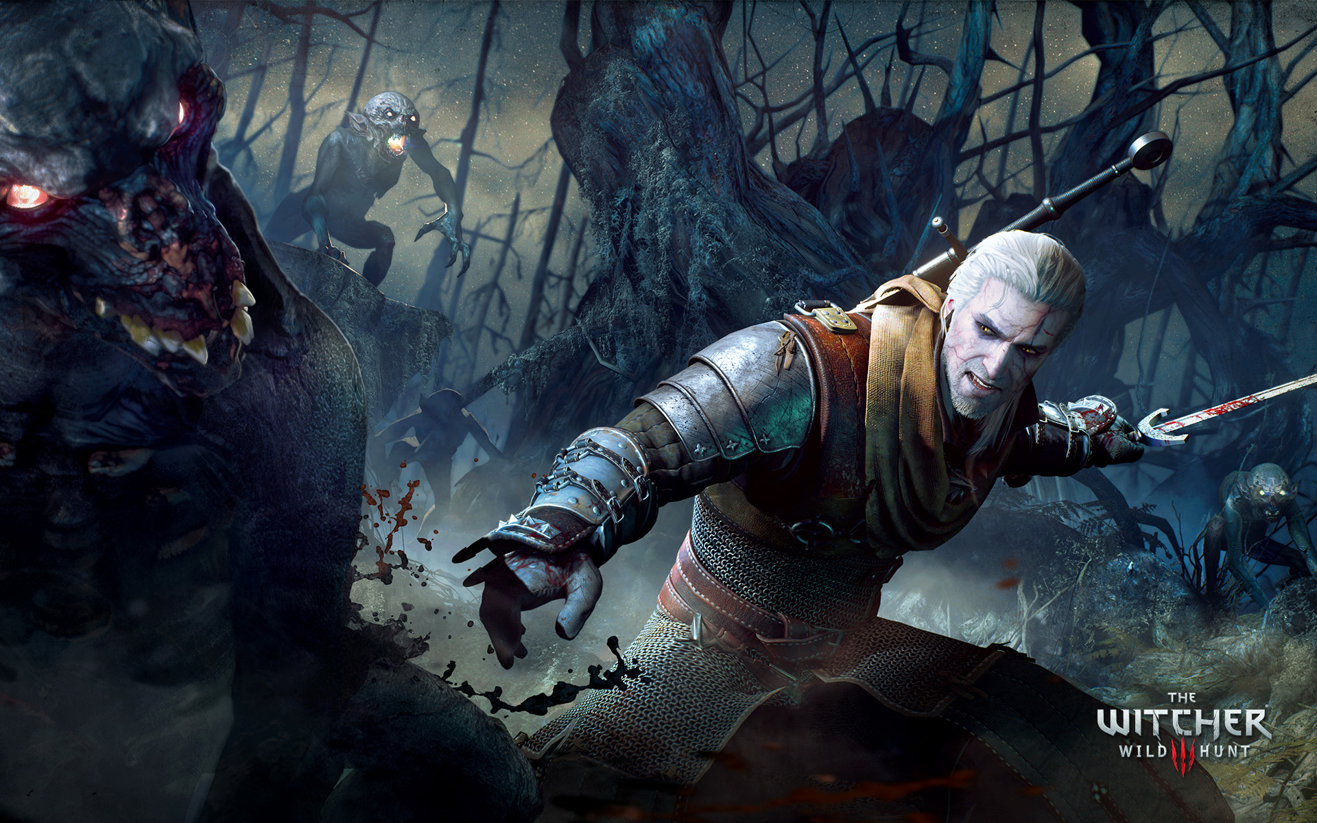 The Witcher 3 Wild Hunt 2015 Promotional Art Mobygames