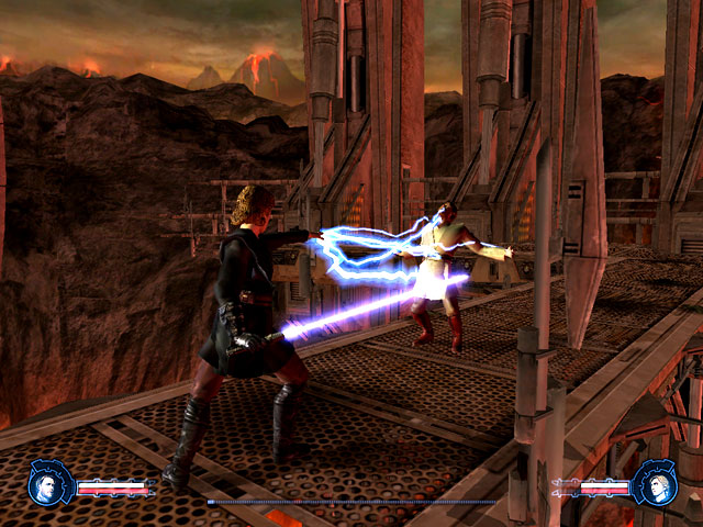 Star Wars Episode III - Revenge Of The Sith Java Game ...