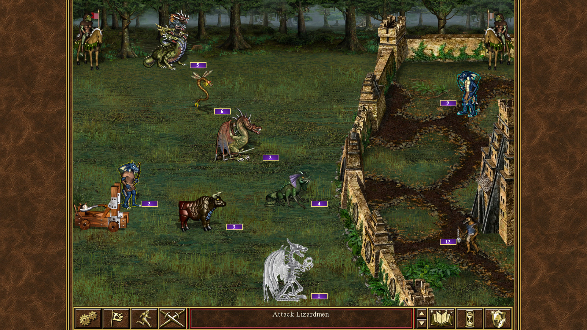 Heroes Of Might Amp Magic Iii Hd Edition 2015 Promotional