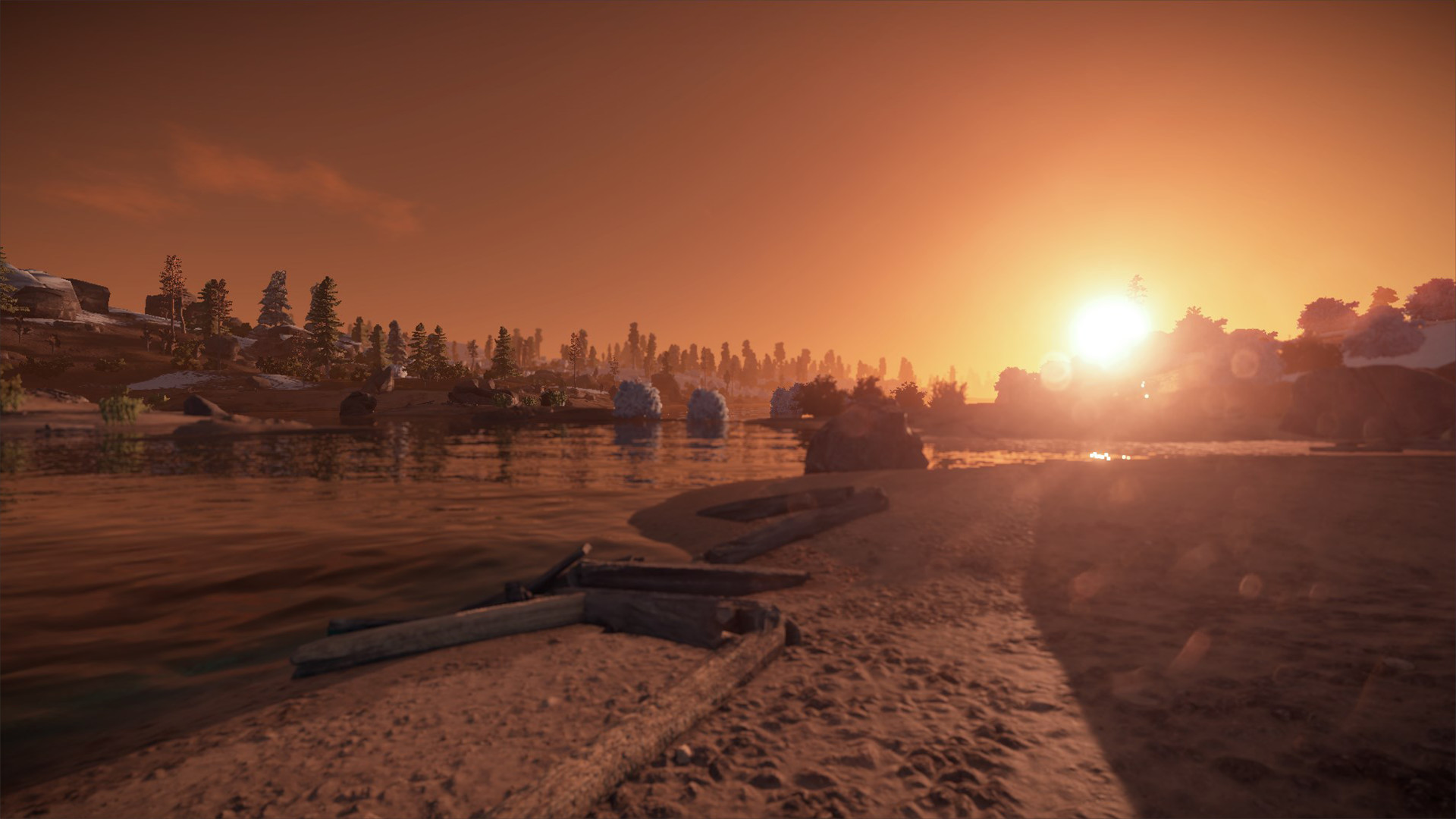 Rust 2013 Promotional Art Mobygames