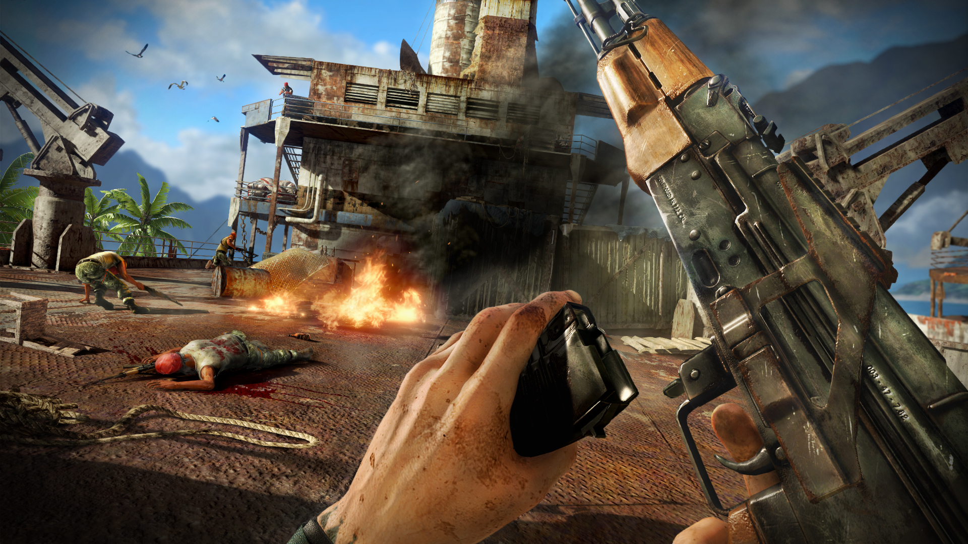 Ultimate gaming preview of 2013 first-person shooters youtube.