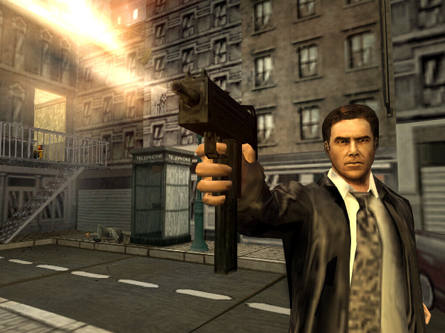 Max Payne 2: The Fall of Max Payne (2003) promotional art - MobyGames