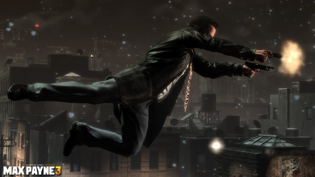 Max Payne 3 2012 Promotional Art Mobygames