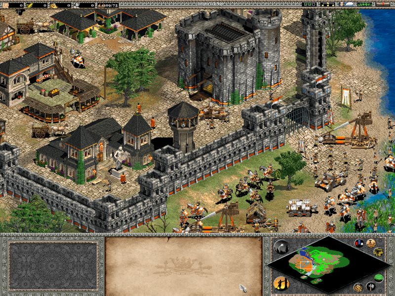 Age Of Empires Ii The Age Of Kings 2001 Promotional Art