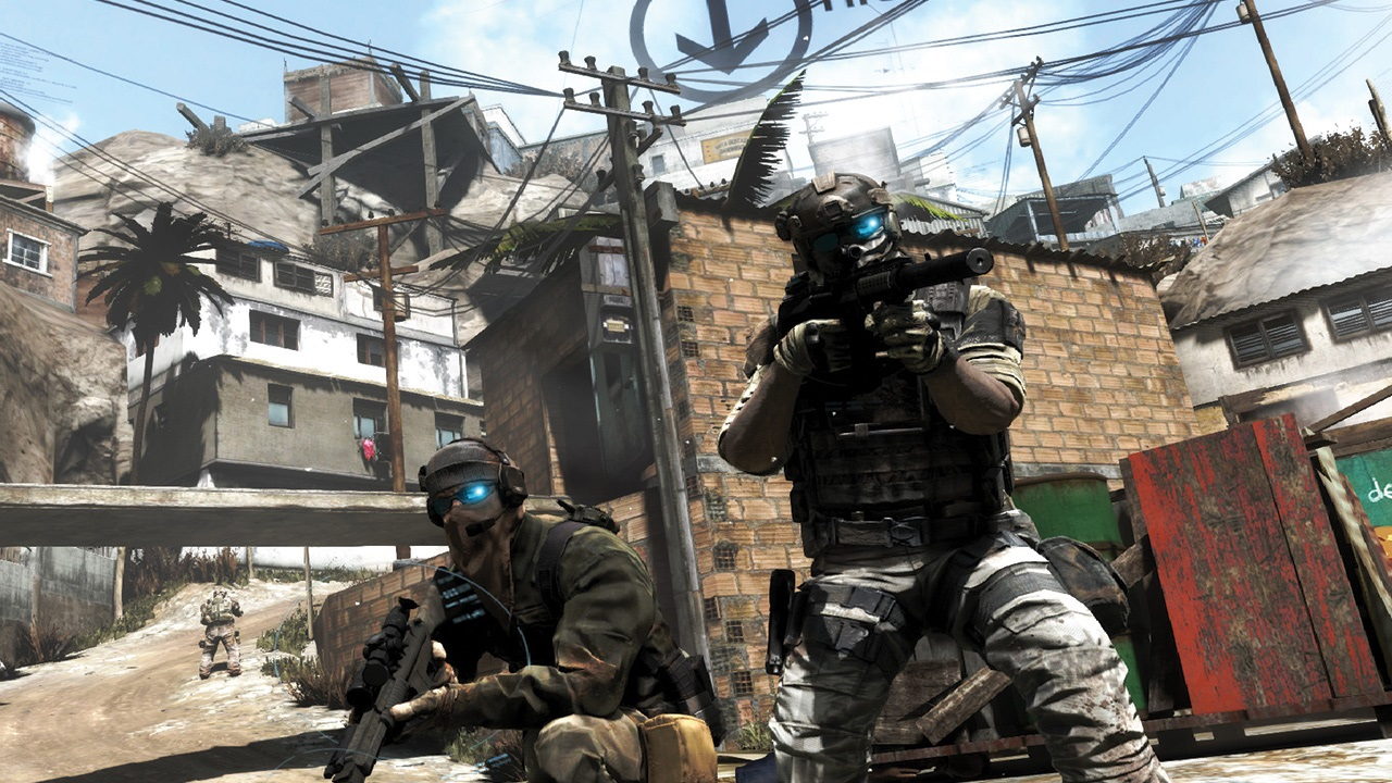 Tom Clancy's Ghost Recon: Future Soldier Screenshot Silence is golden