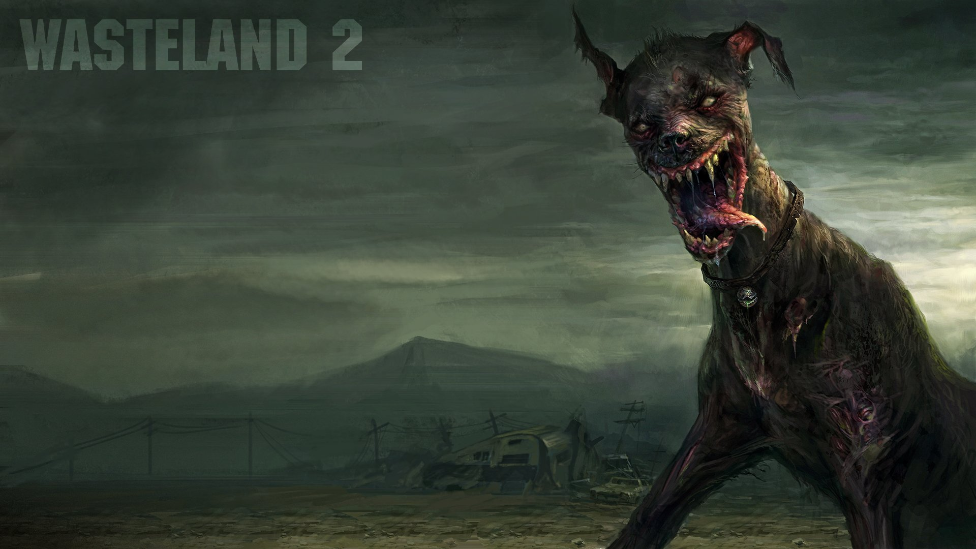 Wasteland 2 2014 Promotional Art Mobygames