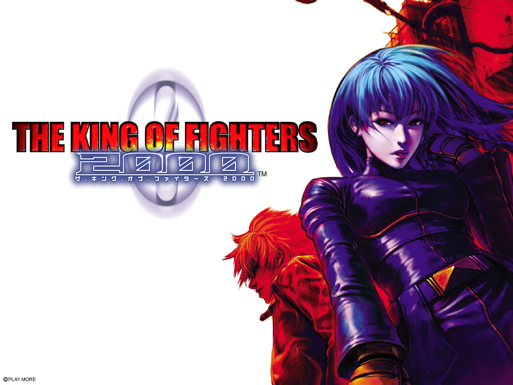 The King Of Fighters 2000 2000 Promotional Art Mobygames