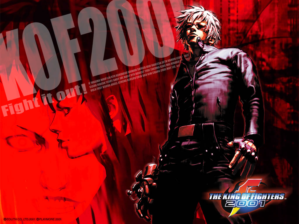 The King Of Fighters 2001 2001 Promotional Art Mobygames