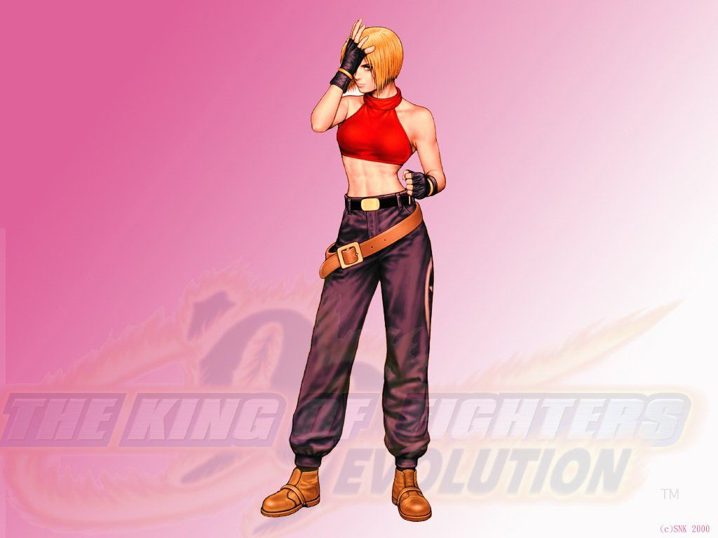 The King Of Fighters Evolution 2000 Promotional Art Mobygames