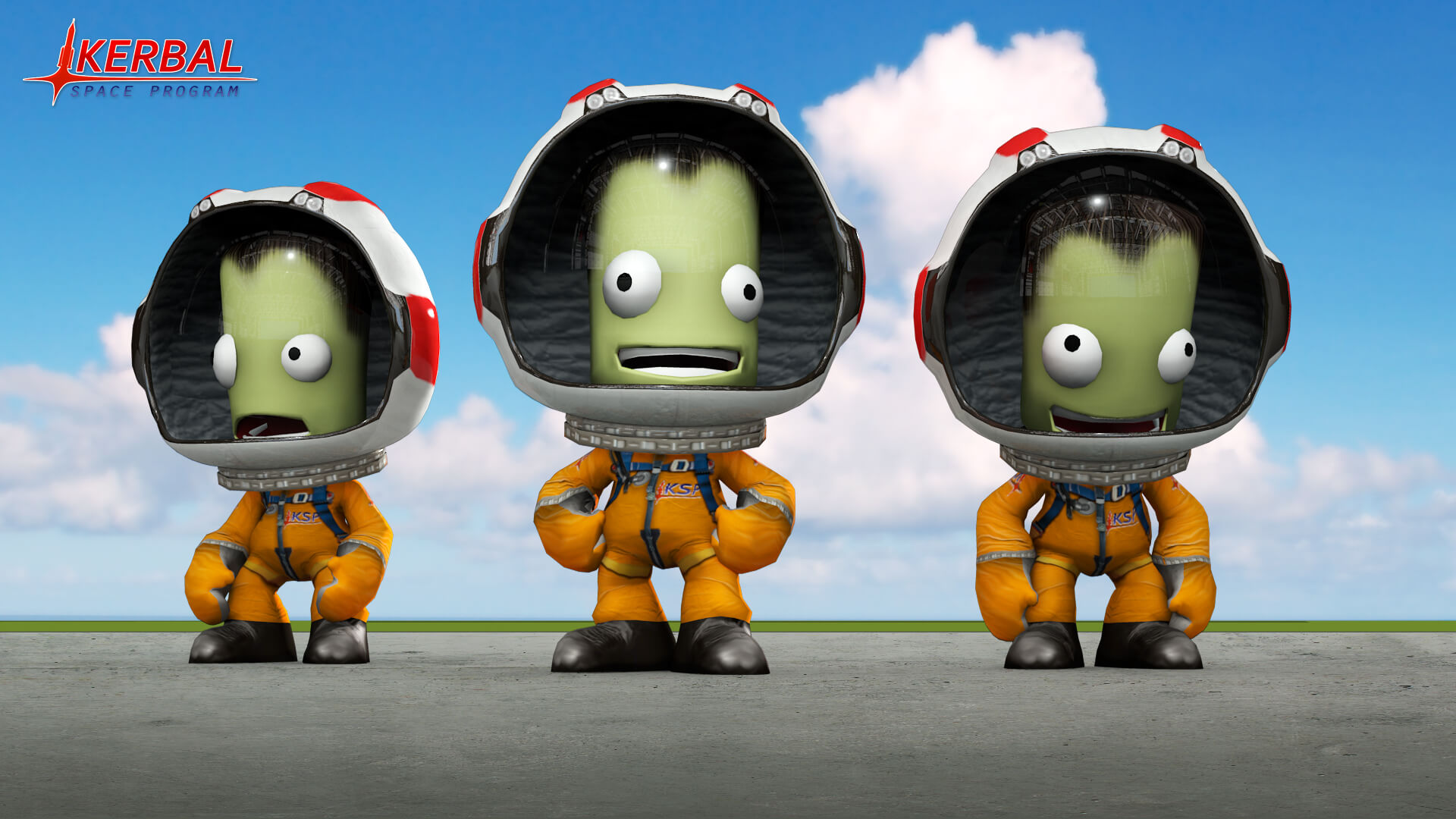 Kerbal Space Program 2016 Promotional Art Mobygames